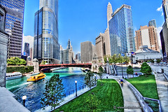 Chicago Riverwalk | by Mr Yankee