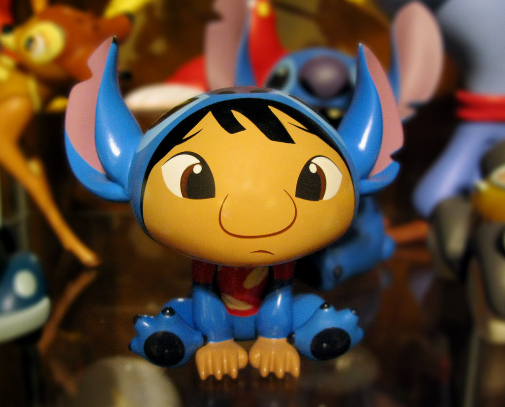 stitch Lilo cosplay and