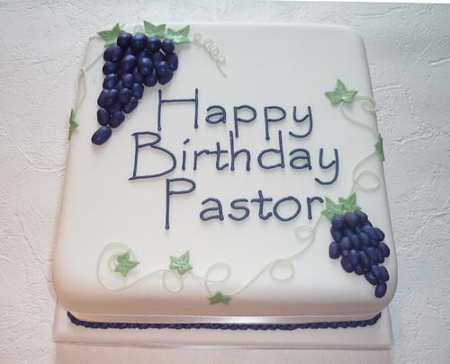A Sweet Design Cake
