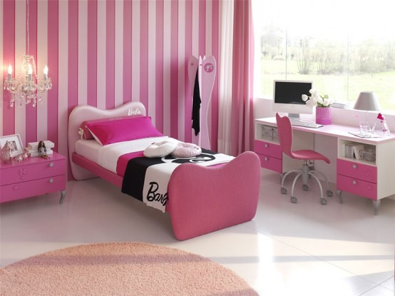 cool pink bedrooms 15 cool ideas for pink bedrooms 14 home space flickr 11257