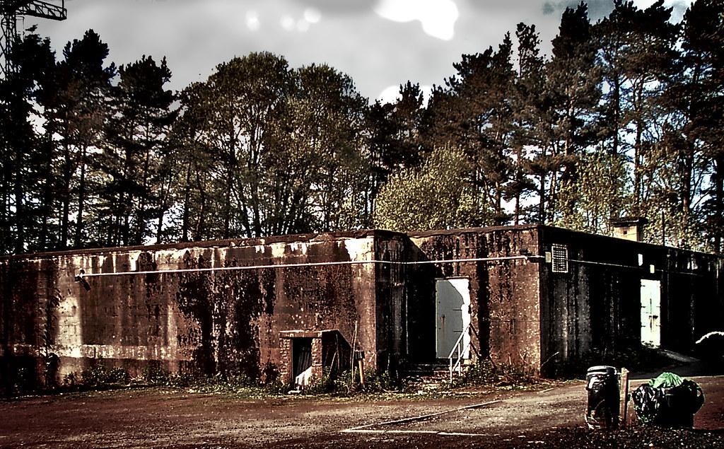 Nuclear Bunker  East Kilbride  Scotland