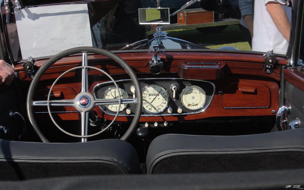 1936 mercedes benz 230 w143 cabriolet b dash la jolla for Mercedes benz la jolla