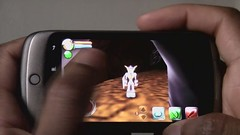 Crusade Of Destiny 3D RPG Android Game Preview on Google Nexus One also for Droid and HTC