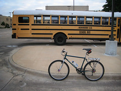 Richardson ISD School Bus | by dickdavid