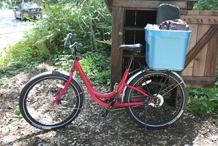 Ghetto Bike Camping | by Richard Masoner / Cyclelicious