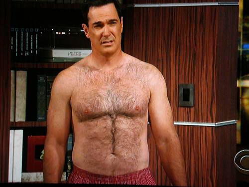 patrick warburton | I have had a crush on this guy for ... Giovanni Ribisi Shirtless