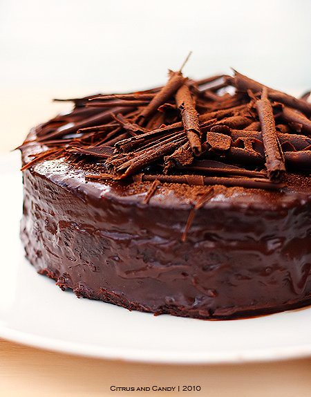 Ultimate Chocolate Cake Thermomix Annabel Langbein