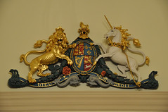 Royal Arms in the Old Royal Naval Chapel, Greenwich by Avison Ensemble