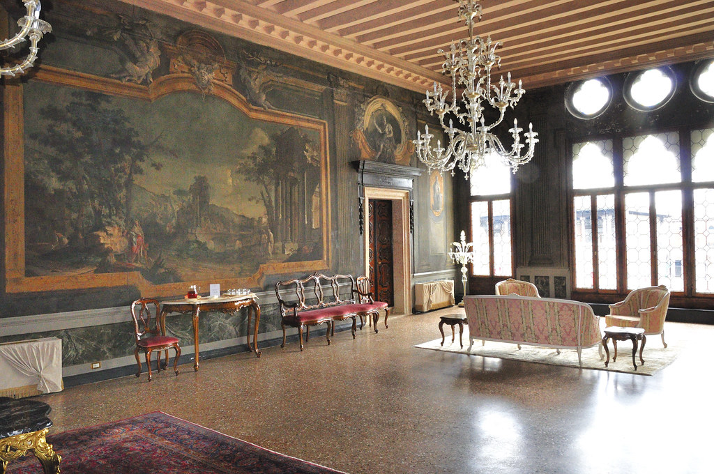 Star Luxury Hotels In Venice Italy