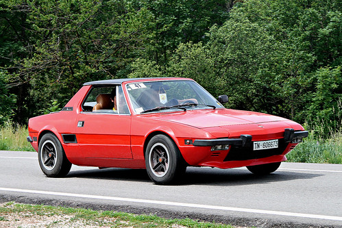 FIAT X 1/9 Bertone | Flickr - Photo Sharing!