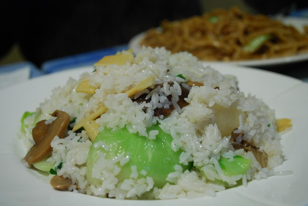 Shanghai Fried Rice Cake Lee Chen