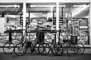 Tall Bike Parking | by Hal Bergman Photography