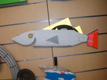 Crazy fish douglas jones fish art joanne morton flickr for Crazy fishing vr