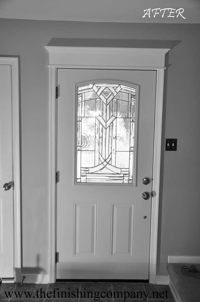 door header casing | www.thefinishingcompany.net we are ...