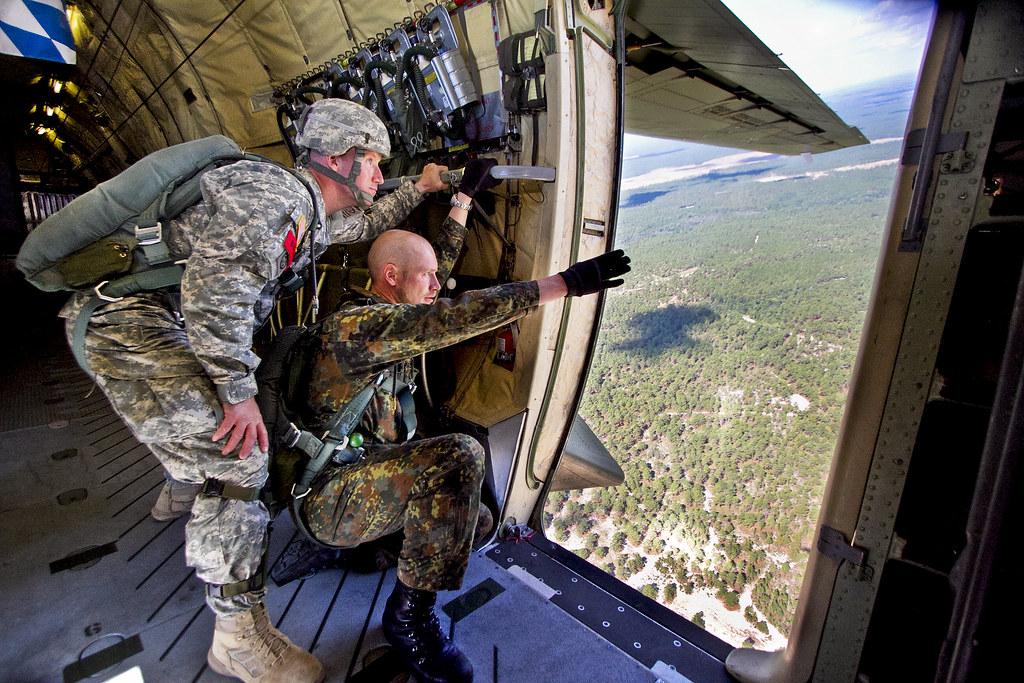 Sicily Drop Zone Sgt 1st Class Eric Bullard A