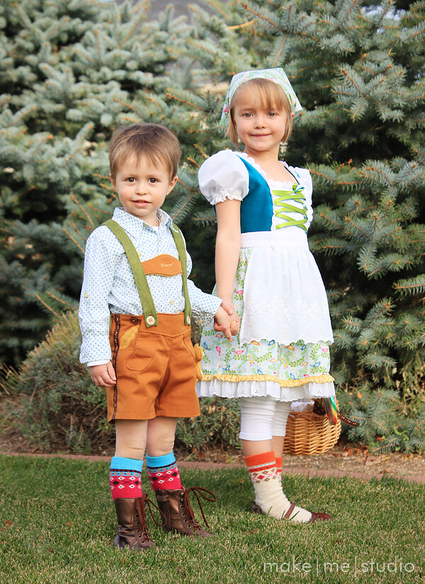 ... Hansel And Gretel | by LolaT  sc 1 st  Flickr & Hansel And Gretel | Halloween costumes u002710 (made with McCallu2026 | Flickr