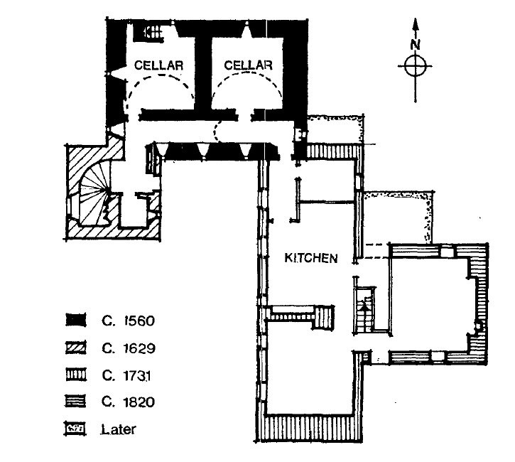 9 Lickleyhead Castle 39 S Floor Plan The Ground Floor