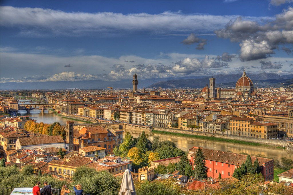 HDR FIRENZE (check large size)