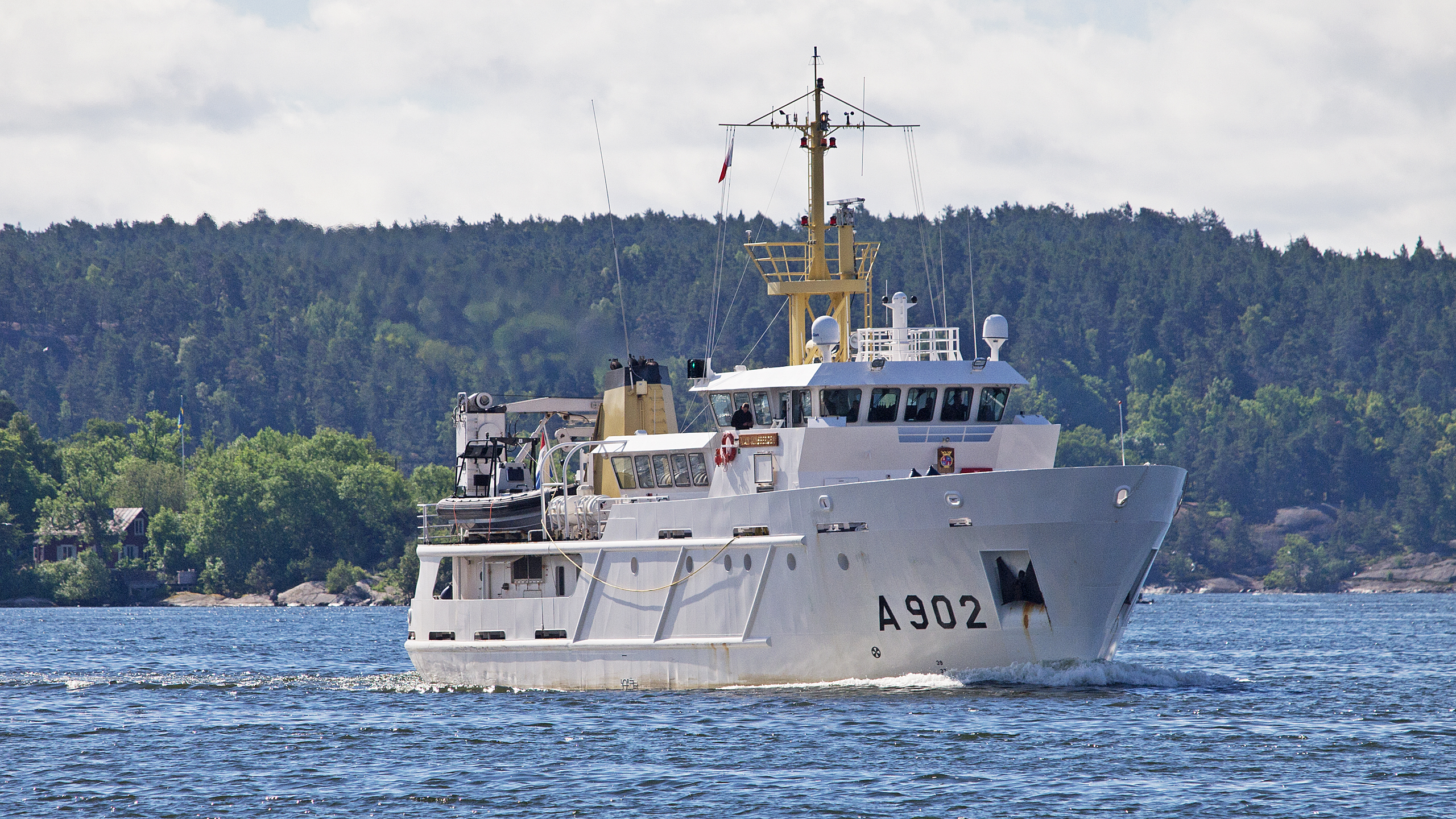 A902 VAN KINSBERGEN (training ship) 35223004120_03897546fd_o