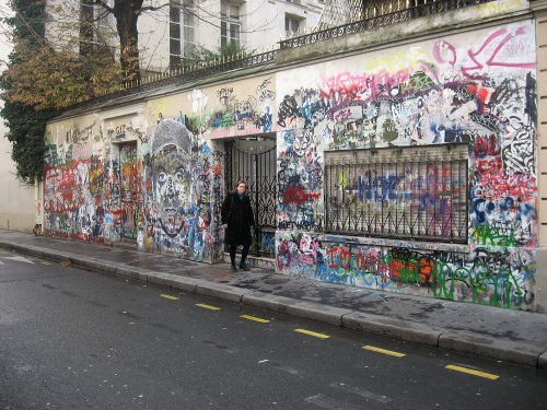 5 bis rue de verneuil paris serge gainsbourg 39 s house for Photos de photos