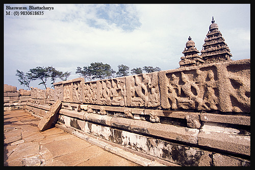 Architectural Features of Shore Temple Mahabalipuram Shore Temple Mahabalipuram