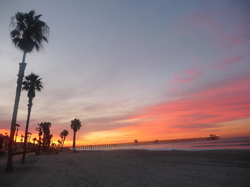South Beach Background