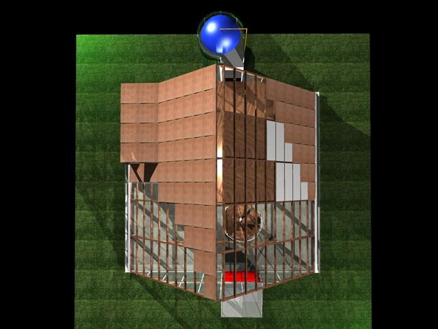 Casa ecol gica prefabricada img 14 el art fice i igo - Casa prefabricada ecologica ...