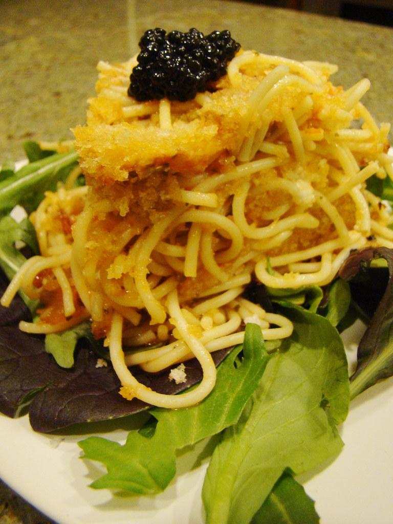 Spaghetti Pie Recipe The Kitchen