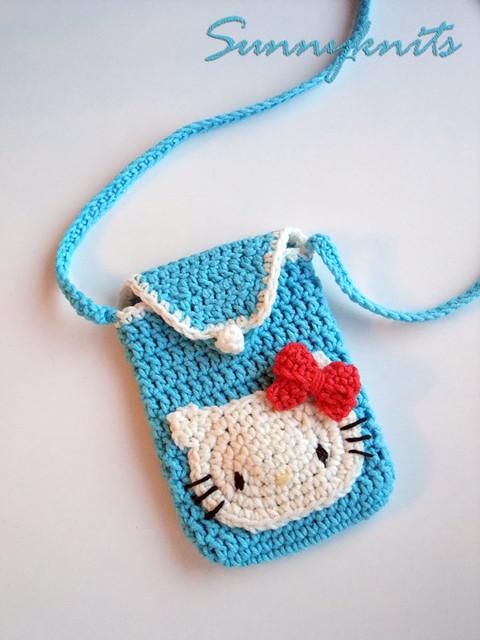 Crochet Hello Kitty Purse Sunnyknits Flickr