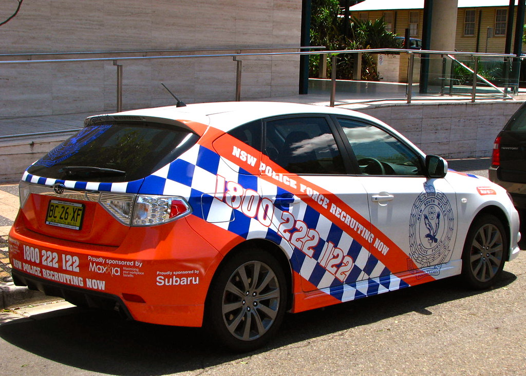 Subaru Wrx Forum >> NSW Police Subaru WRX Wagon | NSW Police mobile recruitment … | Flickr