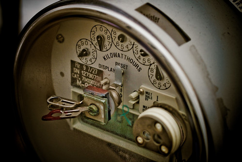 Electric meter | by hubgoat
