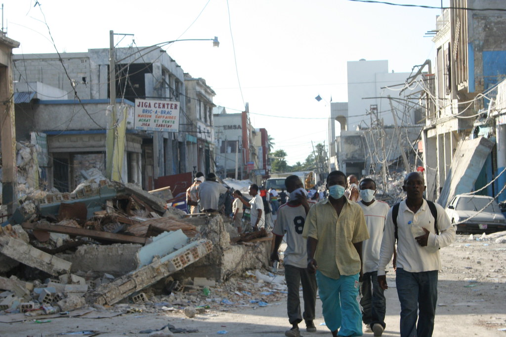 Help For Haiti >> Haiti Port- au -Prince: Séisme les ruines... | Liliane Pierre-Paul | Flickr