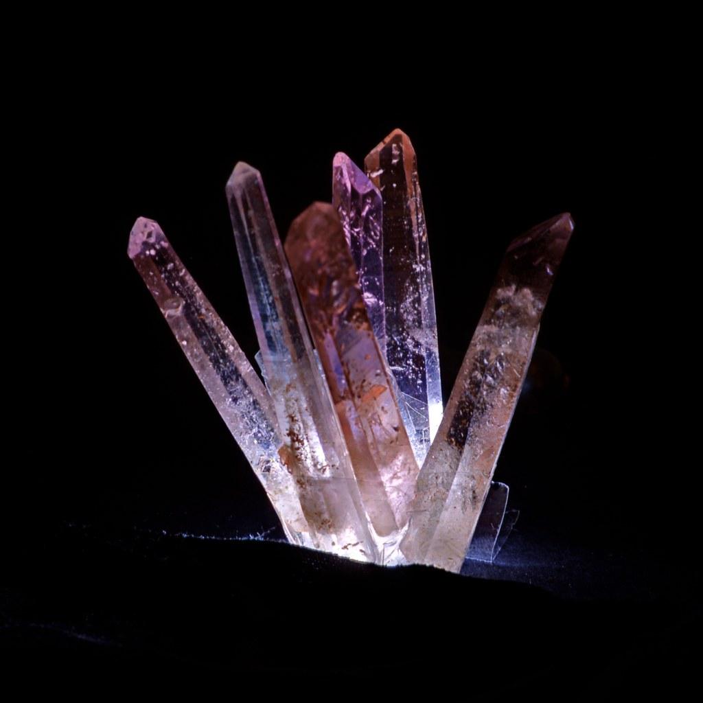 Quartz Crystals Mik Hartwell Flickr