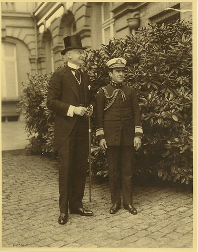 Baruch and Grayson | by Woodrow Wilson Presidential Library Archives
