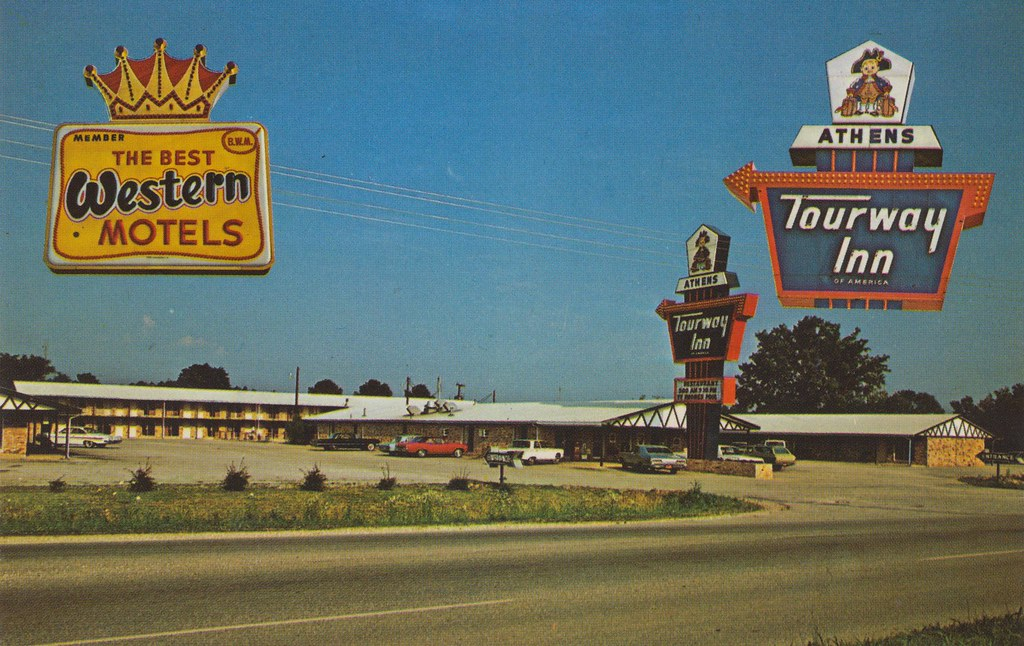 Tourway Inn - Athens, Alabama