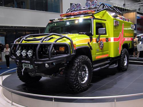 Transformers Autobot Ratchet H2 Hummer Ambulance Flickr