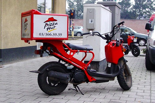Motorcycle Delivery Jobs