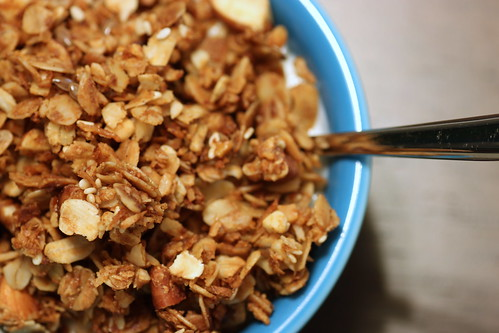 homemade granola | by Stacy Spensley