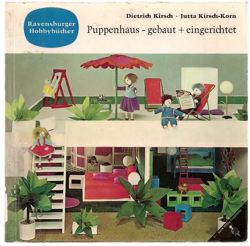 1968 puppenhaus zum selber bauen 1968 german do it yoursel flickr. Black Bedroom Furniture Sets. Home Design Ideas
