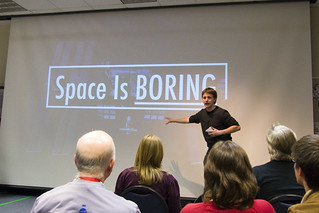 4454 Ignite Talk - Space Is Boring - Andy Cochrane | by Kevin Baird
