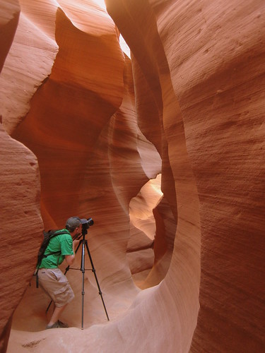 Exploring Lower Antelope | by Brent McGuirt Photography