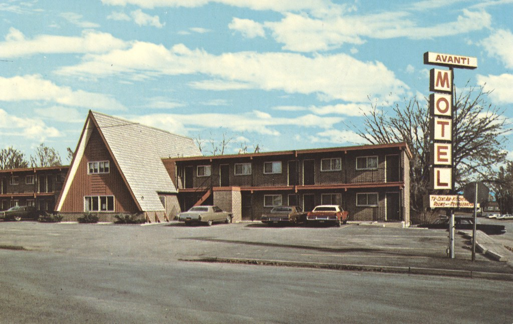 Avanti Motel - Rapid City, South Dakota