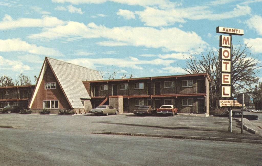 Avanti Motel - Rapid City, South Dakota