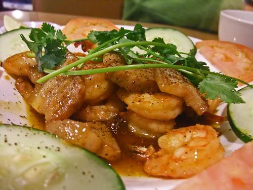 Pork Shrimp Shrimp With Pork Belly
