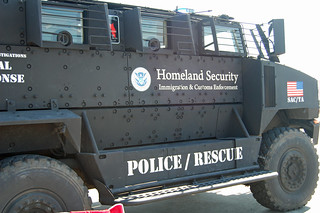 homeland security tank | by Marike79