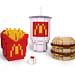 LEGO Big Mac Meal - TheWorldinBricks.Com