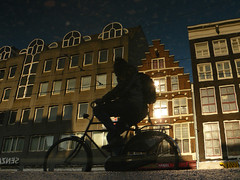 Reflections Of Amsterdam - The Shiny Hiney | by AmsterSam - The Wicked Reflectah