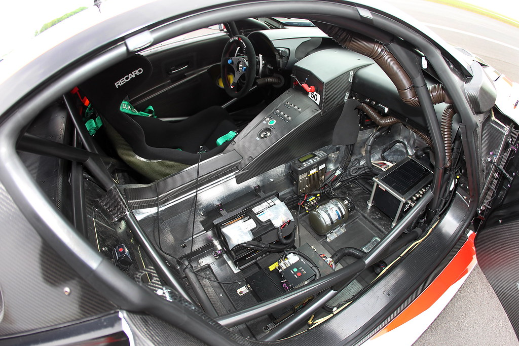 ... Lexus LFA Interior   Nurburgring 2010 | By Lexus Europe