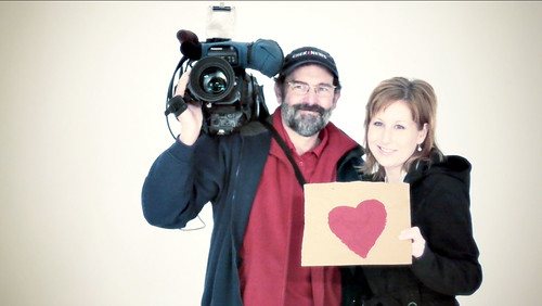 CHEK TV Camera Operator & Reporter at To Haiti With Love - Red Cross Fundraiser for Haiti | by Christopher Ruffell