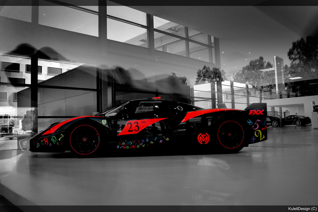 Ferrari Fxx And We Met Again But This Time I Realized